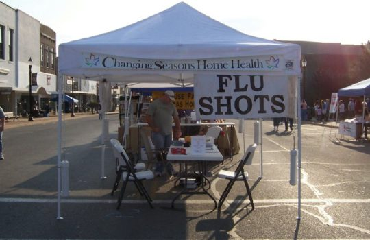 Yes, You Can  Enjoy Flu Season!